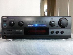 Technics® SA-DX940 5.1 Dolby Digital DTS AV Control Surround Sound Stereo Receiver for Sale for Sale in San Jose, CA