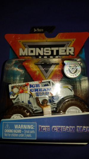 1/64 SCALE MONSTER JAM $7 FIRM I HAVE 6 DIFFERENT ONES $8 SOLD SEPERATE OR ALL FOR $35 for Sale in Pico Rivera, CA