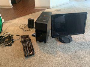 """Dell Inspiron d16m computer + Dell SP2309W 23"""" LCD Monitor for Sale in Aventura, FL"""