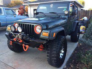 2004 Jeep Wrangler for Sale in San Jose, CA