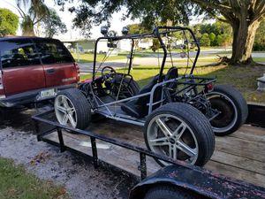 Go kart needs finished for Sale in Gulfport, FL