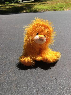 Lion beanie baby for Sale in Wanamassa, NJ