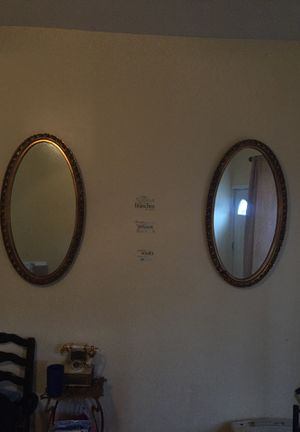 Large antique mirrors for Sale in Baltimore, MD