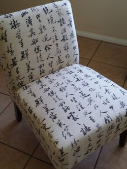 Asian Inspired Chair for Sale in Apple Valley,  CA