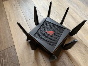 ASUS Rapture Gaming Router GT-AC5300 - FAST INTERNET WIFI for Sale in Marietta, GA