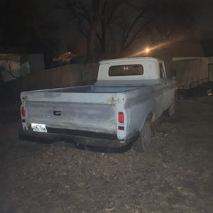1965 GMC Truck for Sale in Jones, OK