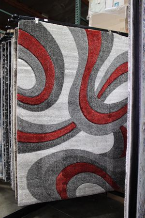 5 x 7 Area Rug, LAVA for Sale in Downey, CA