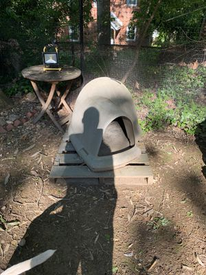 L dog house and Xl dog house $55/$70 for Sale in Silver Spring, MD