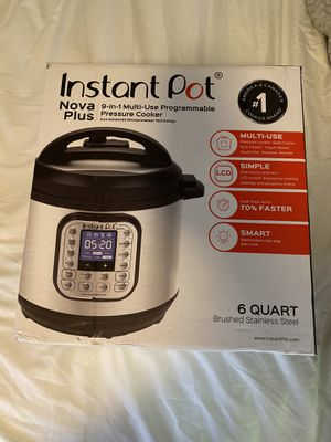 Brand New Instant Pot for Sale in Clovis, CA