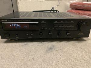 Denon Precision Audio Component / AM/FM Stereo Receiver for Sale in Greenwood Village, CO