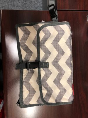 Skip hop diaper changing bag for Sale in Modesto, CA