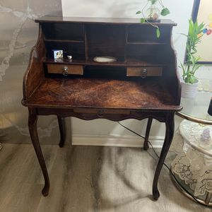 Antique secretary writing desk for Sale in Los Angeles, CA