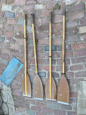 kayak paddles for Sale in Lindsay, CA