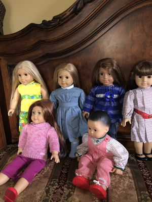 American girl dolls $60 for Sale in Schaumburg, IL