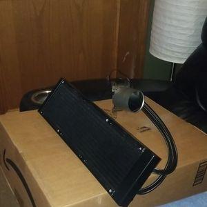 DEEPCOOL Castle 360EX 3 Fan AIO Cpu Liquid Cooler for Sale in Westlake, OH