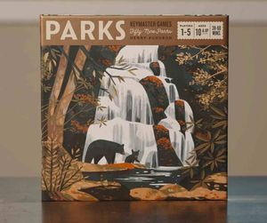 Parks Board Game, NEW for Sale in Monterey Park, CA