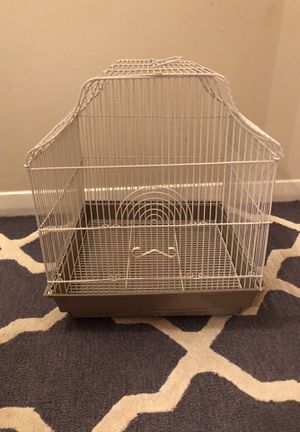Bird cage for small birds like parakeets for Sale in Austin, TX