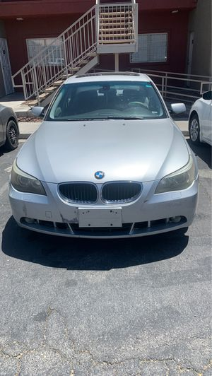 BMW 530i 04 for Sale in Las Vegas, NV