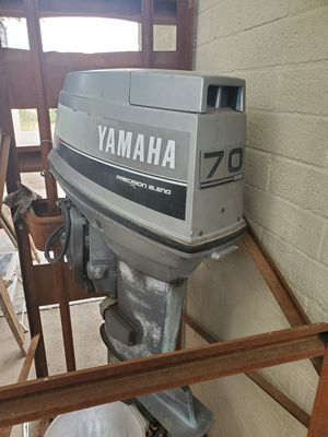 70hp 2 stroke outboard motor for sale. for Sale in Claypool, AZ