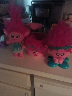 Troll figurine things for Sale in Southfield, MI