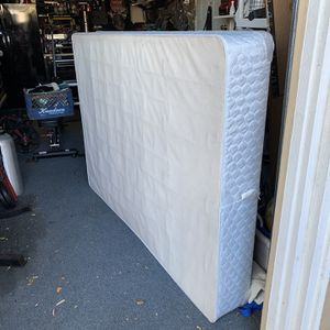 Full Sized Box Spring for Sale in San Jose, CA