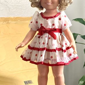 "VINTAGE SHIRLEY TEMPLE IDEAL DOLL 1972 ( 16"" TALL for Sale in Mountain View, CA"