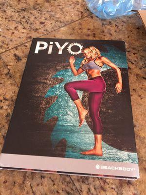 Three DVD PIYO Beach Body set of discs. for Sale in Renton, WA