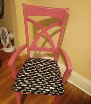 Wooden chair for Sale in South Charleston, WV