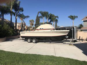 Skip jack boat 24 foot for Sale in Ontario, CA
