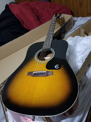 EPIPHONE GUITAR [BRAND NEW!] for Sale in Amarillo, TX