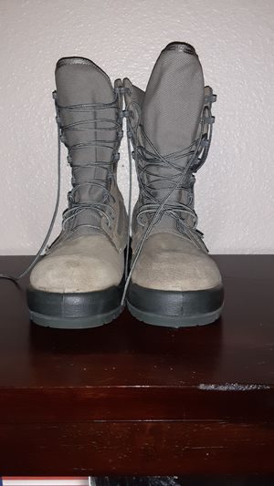 Army work boots for Sale in San Antonio, TX