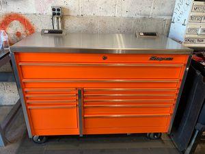 Snap On Tool Box Electric Orange for Sale in Alexandria, VA