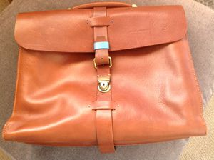 Piquadro made in Italy fine leather messenger computer shoulder bag for Sale in Encinitas, CA