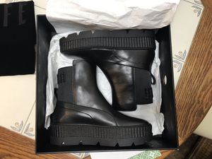 PUMA Fenty by Rihanna Chelsea Sneaker boot for Sale in Philadelphia, PA