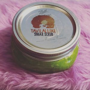 Sugar and epsom salt body scrub kiwi for Sale in Colorado Springs, CO