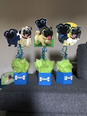 Puppy dog pal decorations for Sale in West Covina, CA