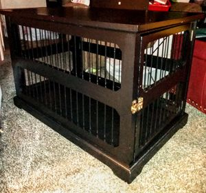 Dog Crate End Table for Sale in Tooele, UT