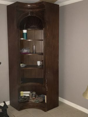 Shelves and closet door for $150 (solid wood) for Sale in College Park, GA
