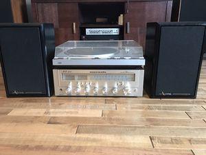 Vintage Stereo System for Sale in Nashville, TN