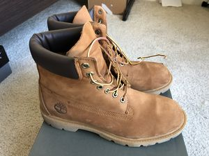 Timberland Waterproof Men Boots Sz9 for Sale in Alexandria, VA