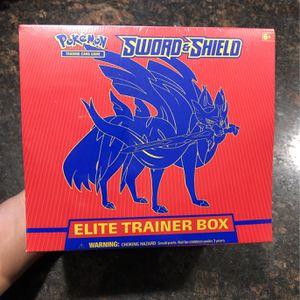 Pokémon Sword & Shield ETB for Sale in San Bernardino, CA