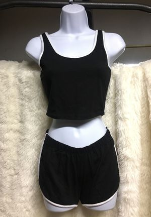 Black festival outfit set for Sale in Alhambra, CA