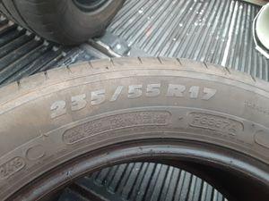 Michelin 225,55,17 for Sale in Douglasville, GA