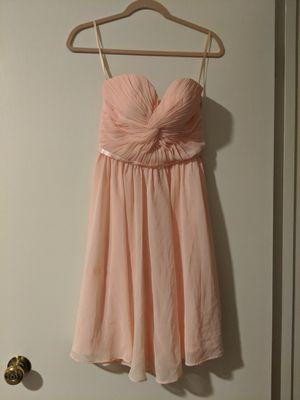 Coral/pink Bridesmaid dress for Sale in Menlo Park, CA