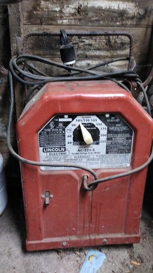 Lincoln welder for Sale in Ripon, CA