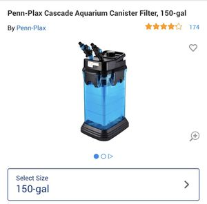 Canister Aquarium Filter for Sale in Bellflower, CA