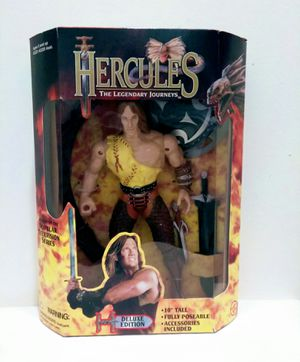 Hurcules Doll for Sale in North Chesterfield, VA
