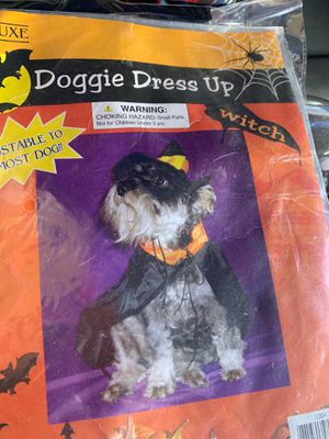 Halloween costume dog witch for Sale in Inglewood, CA