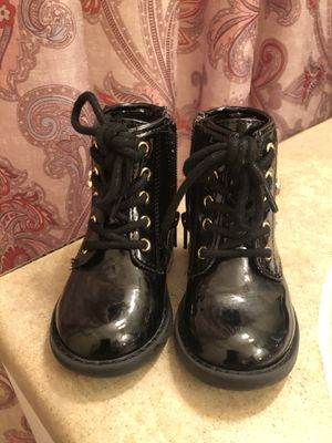 Toddler Girl Boots for Sale in Humble, TX
