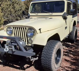 1979 CJ7 with Original V8 & 4 Speed - In Xllnt condition In/Out!! for Sale in Los Angeles,  CA